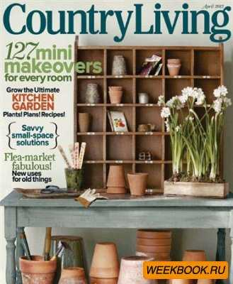 Country Living - April 2012 (US)