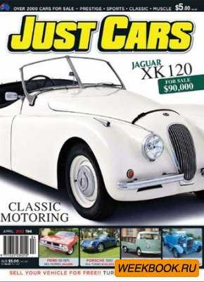 Just Cars - April 2012