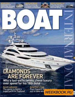 Boat International - April 2012 (UK)