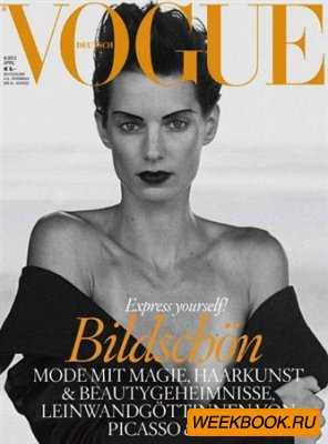 Vogue - April 2012 (Deutsch)