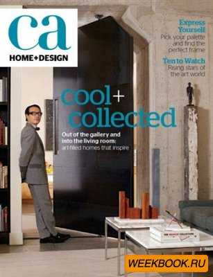 California Home + Design - April 2012