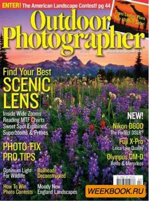 Outdoor Photographer - April 2012