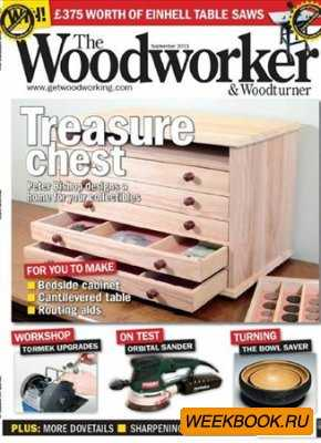 The Woodworker & Woodturner - September 2011