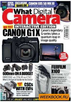 What Digital Camera - April 2012