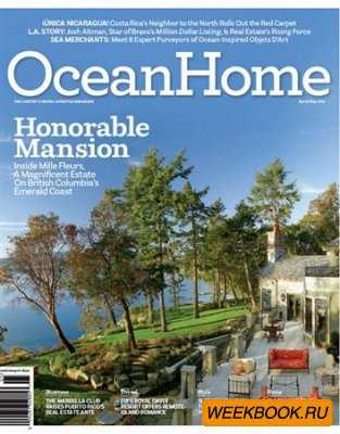 Ocean Home - April/May 2012