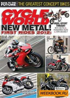Cycle World - May 2012