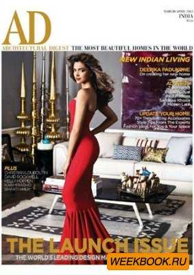 Architectural Digest - March/April 2012 (India)