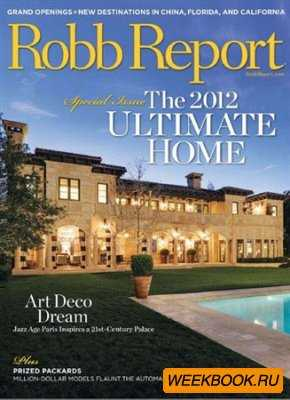 Robb Report - April 2012 (US)