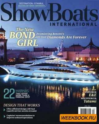 ShowBoats International - April 2012