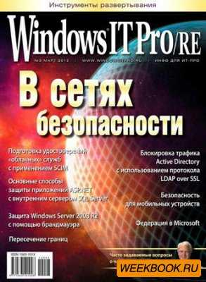 Windows IT Pro/RE №3 (март 2012)