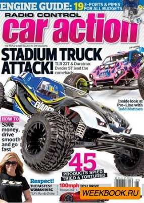 Radio Control Car Action - May 2012