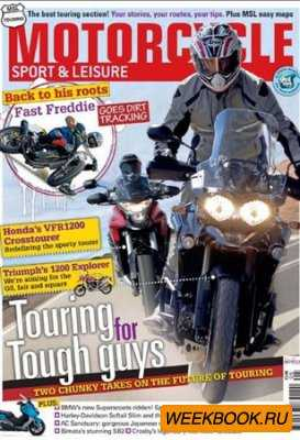Motorcycle Sport & Leisure - May 2012