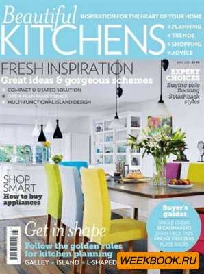 Beautiful Kitchens - May 2012