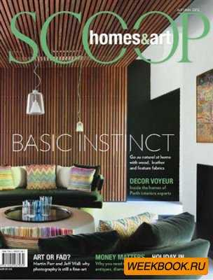 Scoop Homes & Art - Autumn 2012