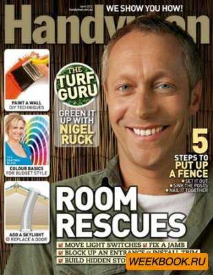 Handyman - April 2012 (Australia)
