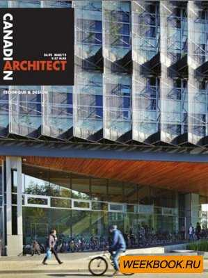 Canadian Architect - March 2012