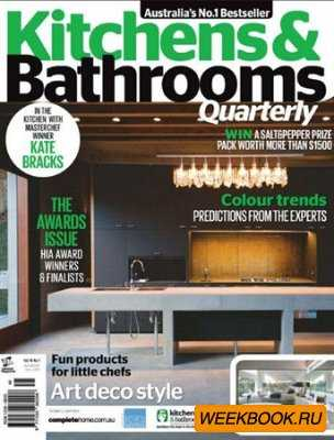 Kitchens & Bathrooms Quarterly - Vol.19 No.01 (2012)
