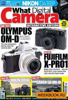 What Digital Camera - May 2012
