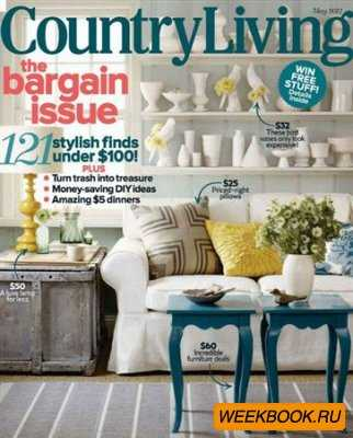 Country Living - May 2012 (US)