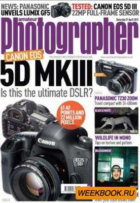 Amateur Photographer - 21 April 2012
