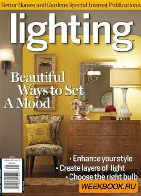 Better Homes and Gardens - Lighting 2012 (US)