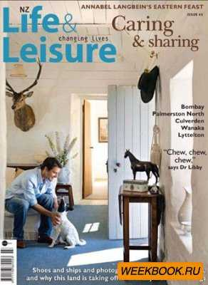 NZ Life & Leisure - May/June 2012