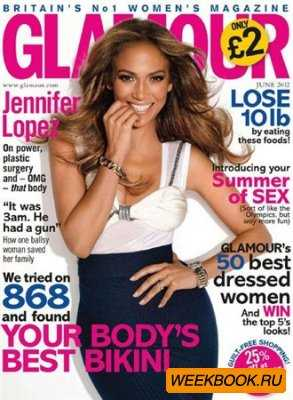 Glamour - June 2012 (UK)
