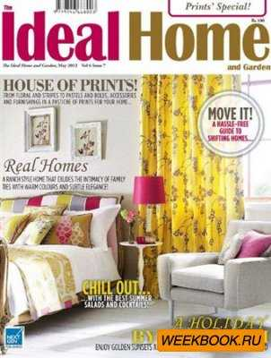 The Ideal Home and Garden - May 2012