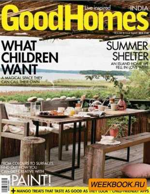 GoodHomes - May 2012 (India)