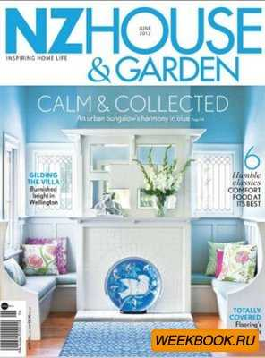 NZ House & Garden - June 2012