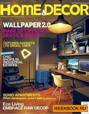 Home & Decor - April 2012 (Singapore)