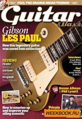 Guitar & Bass - June 2012