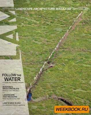 Landscape Architecture - June 2012