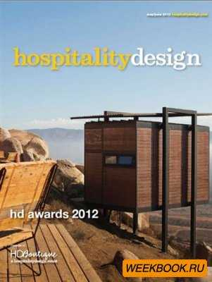 Hospitality Design - May/June 2012