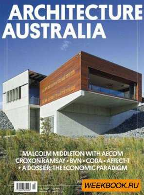 Architecture Australia - May/June 2012