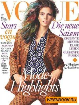 Vogue - Juli 2012 (Deutsch)