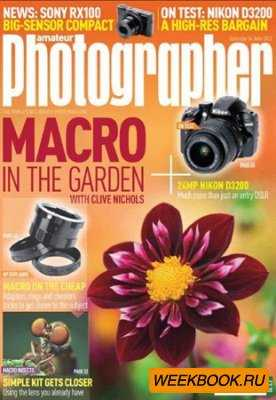 Amateur Photographer - 16 June 2012