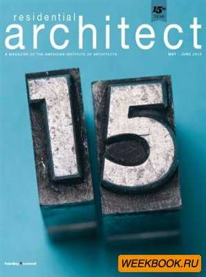 Residential Architect - May/June 2012