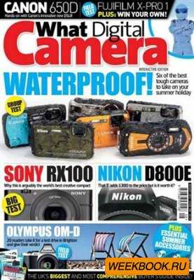 What Digital Camera - August 2012