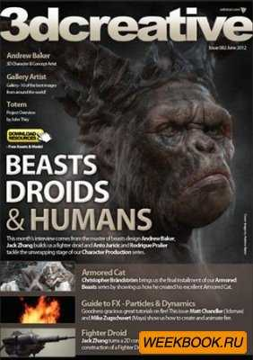 3Dcreative � June 2012 (Issue 82)