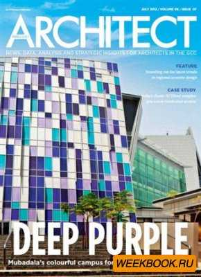 Middle East Architect - July 2012