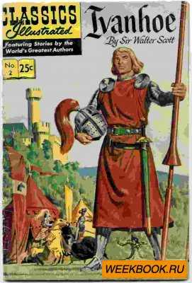 Classics illustrated - Ivanhoe