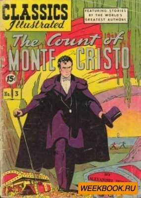 Classics illustrated - The Count of Monte Cristo