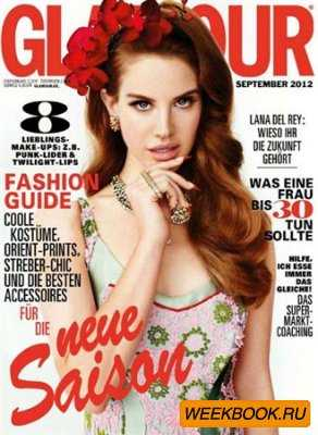 Glamour - September 2012 (Deutschland)