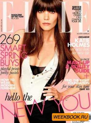 Elle - September 2012 (South Africa)