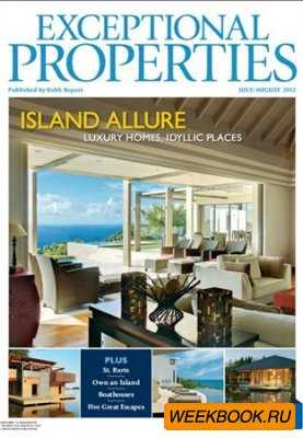 Exceptional Properties - July/August 2012 (Robb Report)