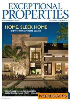 Exceptional Properties - September/October 2012 (Robb Report)