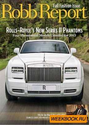 Robb Report - September 2012 (US)