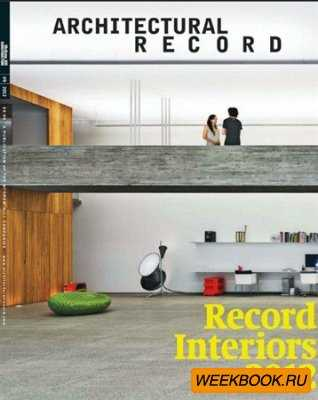 Architectural Record - September 2012