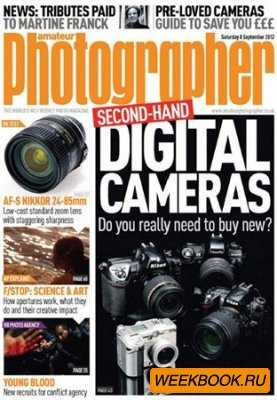 Amateur Photographer - 08 September 2012